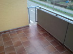 Balkonboden  Keramikfliesen